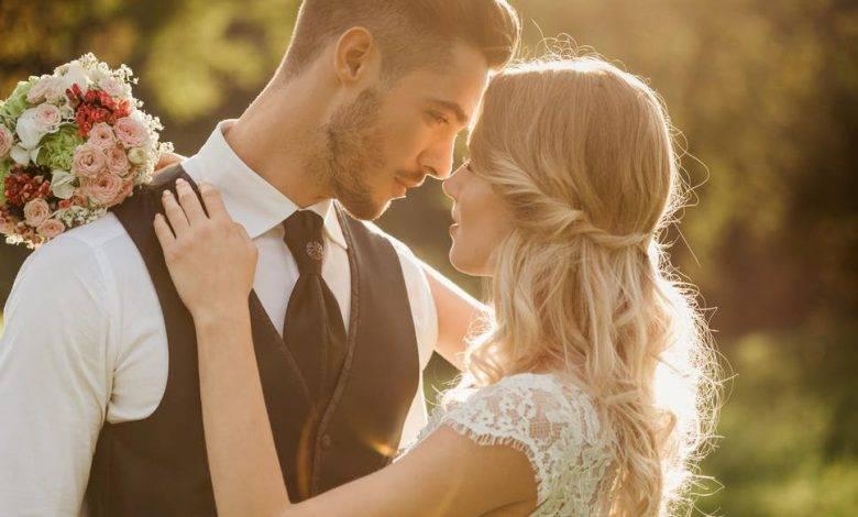 ازدواج با مرد مورد علاقه